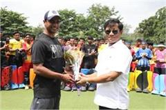 2006 athens olympics indian goalkeeper adarin d souza in bhopal