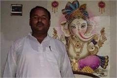 bjp leader rakesh sharma shot dead in hapur