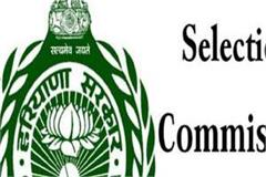 hssc clerk admit card 2019 released