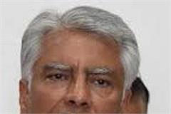 bjp could not handle the economic situation jakhar