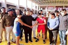 jhajjar players dominated the state level paralympic games