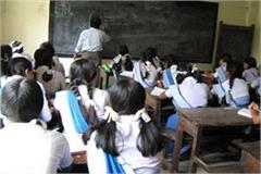 retired teachers appointed in government schools of haryana state