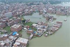 flood situation worsens in prayagraj 70 villages under flood