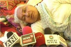 medha patkar fast narmada satyagraha continues 8th day cm request turned down