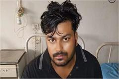 kaushal gang s special henchman injured in sachin encounter