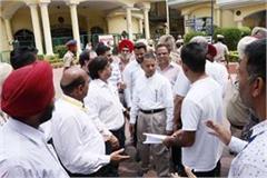 pca president rajindra gupta resigned