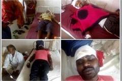 dahi handi burst competition 10 people seriously injured