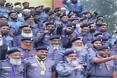 jamiat ulema e hind maulana mahmood madni scout guide training