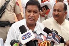 saini indicated losupa and akali dal may have alliance in haryana election