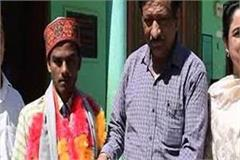raj kapoor blows gold medal in under14 sports competition