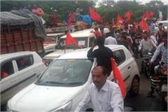 karni army holds rally demand reservation