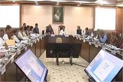 cabinet meeting concluded