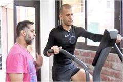 international ultra marathon runner sunil sharma