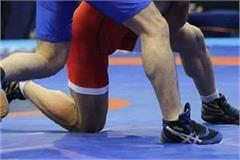 haryana s 60 member squad announced for national wrestling championship