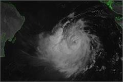 cyclonic storm hikaa moving towards gujarat coast