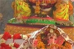 nahan became devotional during the ganesh festival