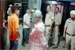 police raid in dhaba and ahatas