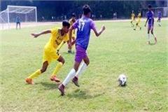 hero north zone sub junior football championship