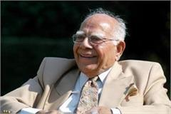 senior lawyer ram jethmalani passed away
