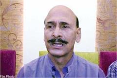 former minister ravinder ravi