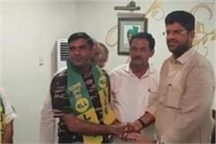 haryana elections tej bahadur yadav joined jjp