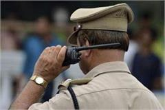 haryana elections increased security border of punjab vehicles searched