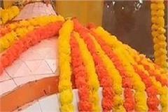 nayana devi temple administration order to remove flowers the decoration