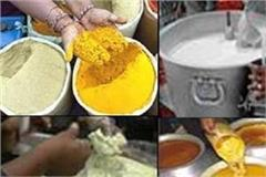punjab surpasses the states that ban adulterated food