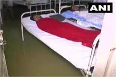 water and water at indore my hospital patient upset