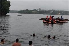 accident khatlapur ghat happened three people drowned boat capsized