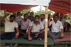 raw employees of haryana roadways gave ultimatum to government