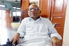 death of former bjp president jaikishan sharma