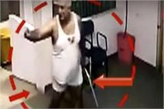 former army man who entered the hospital sent to jail