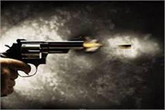 one killed in firing 2 injured