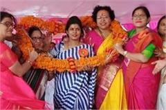 women are not becoming siblings in yogi raj swati singh