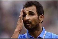 arrest warrant issued for cricketer mohammad shami