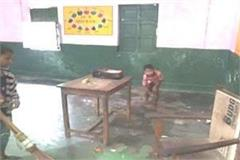 journalist sent to jail for taking photographs of children sweeping in school