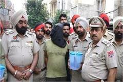 counselor gurdeep killed most wanted crook arrested shaking amritsar