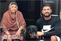 garry sandhu mother died