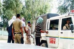 accused police personnel sent on police remand