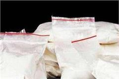 1 drug trafficker arrested with heroin worth over 1 crore
