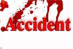 death of bicycle rider in road accident