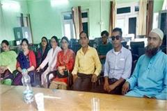 no confidence motion in panchayat committee meeting