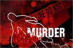 murder of youth in hoshiarpur