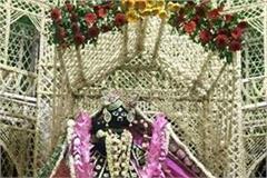 thakur bankebihari temple s doors open from today