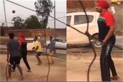 sidhu moosewala video viral