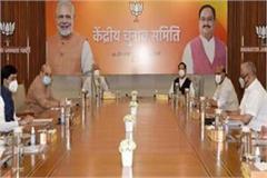 rajya sabha elections bjp released list of candidates see list