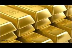 74 lakh gold seized from amritsar eye flight from dubai