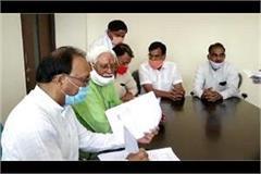 bjp jjp candidate victory sure dr banwarilal