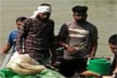 big success of bsf heroin worth crores caught on indo pak border